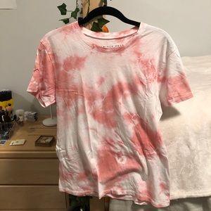 prince peter the dye tee shirt